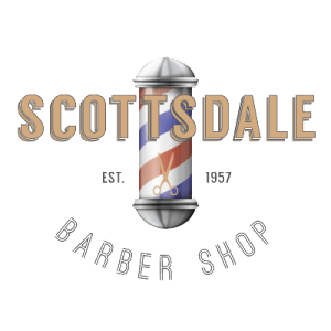 Scottsdale Barbershop located in Old Town Scottsdale, Arizona